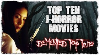 Top 10 Japanese Horror Movies