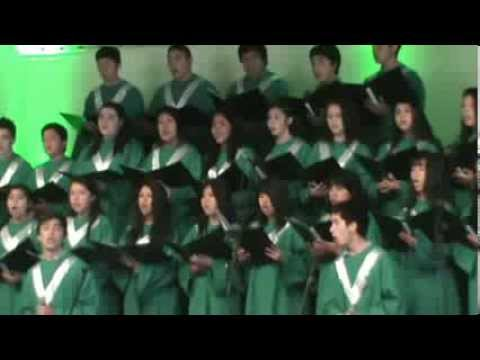 Que Bonita Va Coro Juvenil The Mission College
