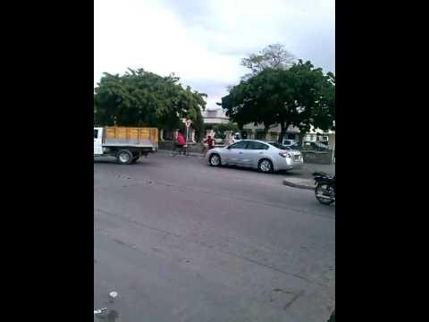 Continúa cese de actividades de transportadores #ParoEnSantaMarta