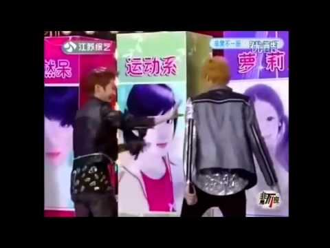 【Part2】 EXO-M Xiumin Cute&Funny moment
