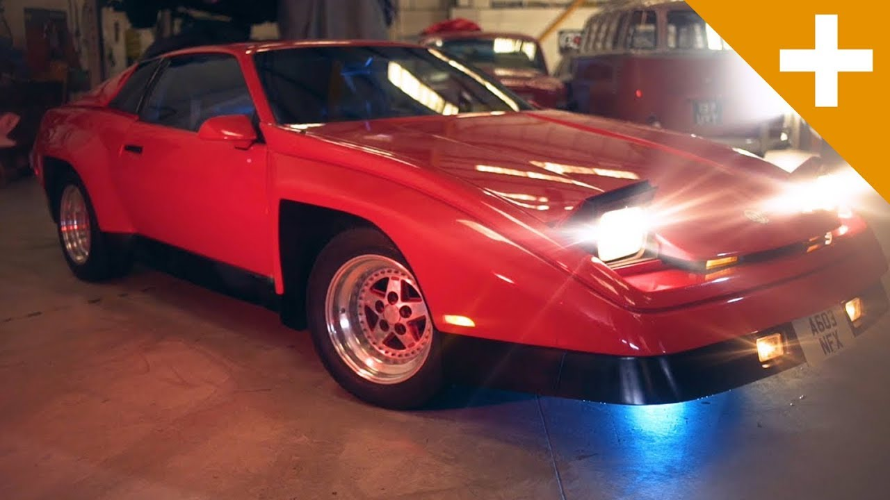 How the 800hp Pontiac Tojan Became A Thing | Carfection +