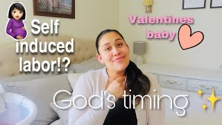 Labor and Delivery Experience!! Inducing Labor ! - Plus size pregnancy - My giving birth story!
