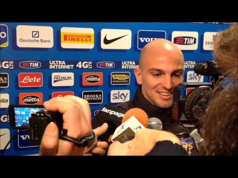 """Inter-Milan, Cambiasso: """"Siamo più vicini al terzo posto, ma non dobbiamo guardare la classifica"""""""
