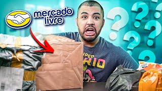 CHEGARAM AS COMPRAS DO MERCADO LIVRE! ( ITEM RARO! )