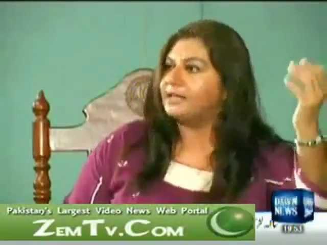 Ibtisam Ilahi Zaheer, Imtiaz Gul, Marvi Sirmed in In the Line of Fire Nov 30, 2011-Part II