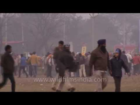 Horse Heer wins the race in Punjab: Kila Raipur sports