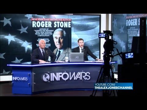 The Alex Jones Show - Trump Sends More Carriers to NKorea - 04/18/2017