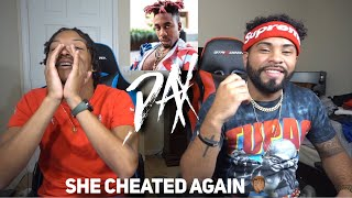 Must Seee Dax 34 She Cheated Again 34 Official Music Audio Fvo Reaction