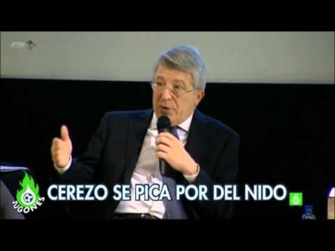 Enrique Cerezo defiende indultar a del Nido en rueda de prensa.