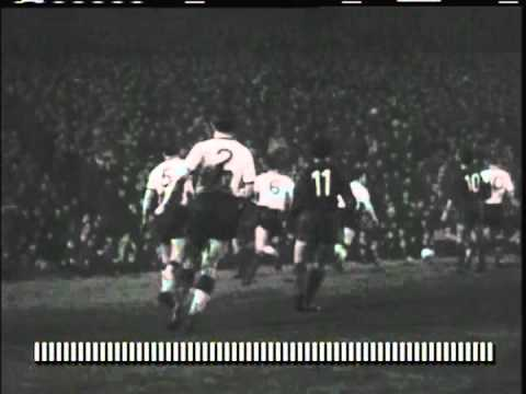 1960 (May 4) Barcelona (Spain) 4-Birmingham City (England) 1 (Inter-Cities Fairs Cup)