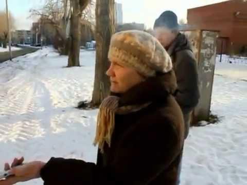 Я ездила смотреть УНИТАЗ! нарушения на выборах 2011