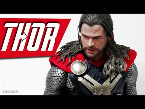Hot Toys THOR The Dark World Review / DiegoHDM