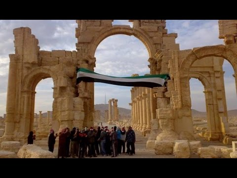 Islamic State seizes Syria's ancient Palmyra