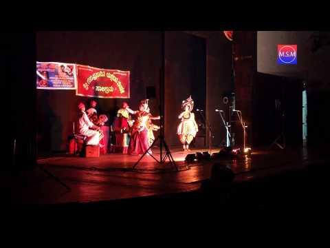 Yakshagana - Kondadakuli - Shashikanth Shetty - Chandrahasa Gowda - Hilloor - Sathya Harishchandra video