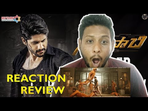 Savyasachi Teaser I NorthIndian Reaction Review I In Hindi I Naga Chaitanya,Madhavan,Nidhhi Agerwal