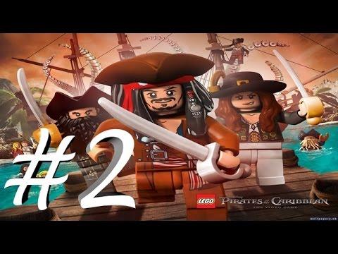 LEGO Pirates of the Caribbean : Bölüm 2 | Türkçe Oynanış | Yelkenler Fora !