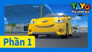 Tayo Phần1 Tập12 l Hãy là bạn của nhau l Tayo xe buýt bé nhỏ l Phim hoạt hình cho trẻ em