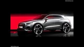 2019 Audi Q3 - Driving Footage