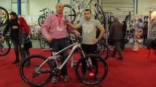 GHOST Cagua. Bike Expo 2015