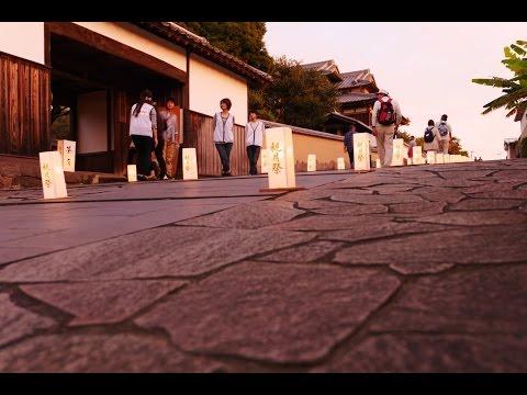 杵築観月祭(Moon viewing festival in Kitsuki,JAPAN)