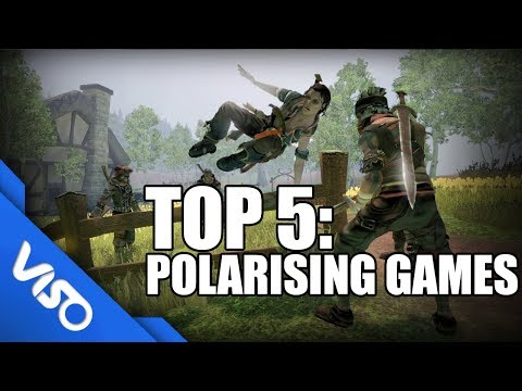 Top 5: Polarizing Games