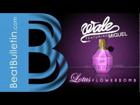 Wale - Lotus Flower Bomb Instrumental (professional Reproduction) [rap Hip-hop R&b Freestyle Beat] video