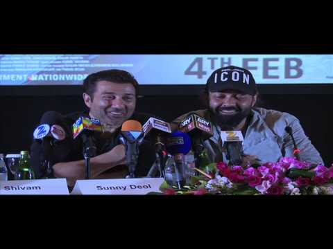 Ghayal Once Again Press Conference in Dubai | Sunny Deol | Bobby Deol | Zee Aflam