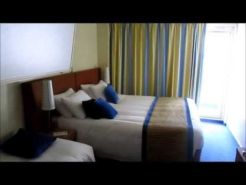Carnival Breeze - Balcony Cabin Tour - 4 Beds