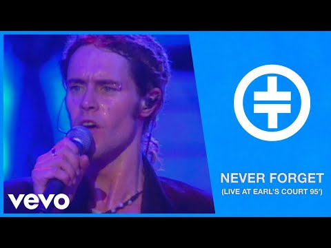 Take That - Never Forget (Live At Earl's Court '95)