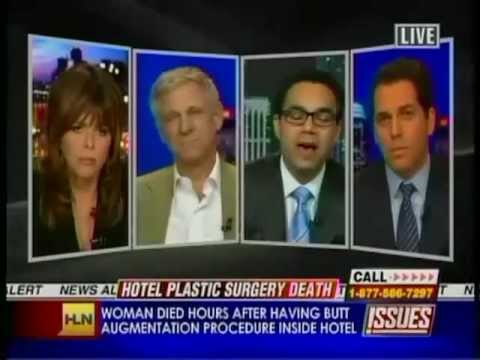 Plastic Surgery Panel Expert on Issues re: Silicone Injection Death
