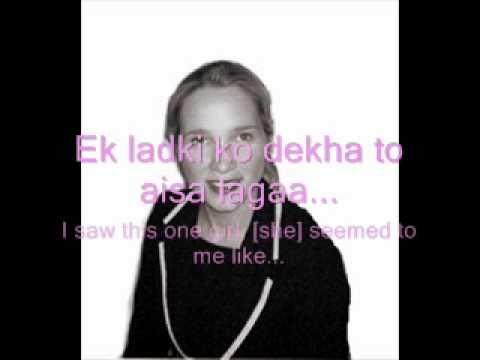 Ek Ladki Ko Dekha To