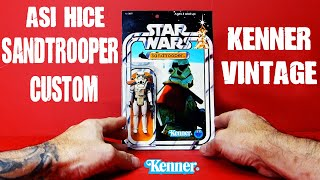 Sandtrooper Custom Kenner Vintage