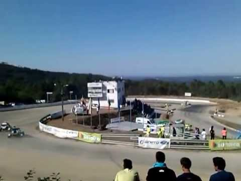 kartcross sever do vouga 22 9 2013