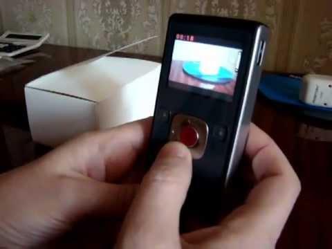 Компактная флип камера Cisco Ultra HD 8Gb