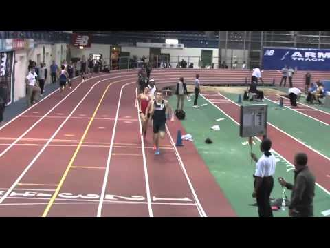 Alan Webb Armory Season Opener Race Highlight