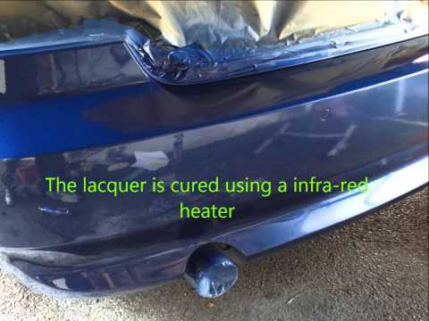 Mobile Car Bumper Dent Repairs - Mobile Alloy Wheel Repairs Manchester