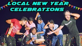 Local New Year Celebrations | Comedy Video |  Azhar N Ali