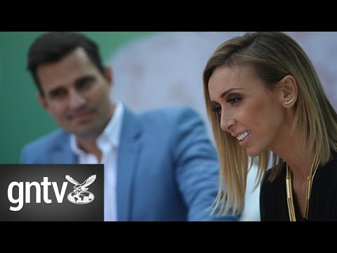 tabloid! sits down with Bill and Giuliana Rancic during their visit to Dubai