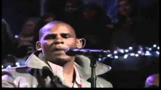 R. Kelly Video - R Kelly - Number one hit LIVE