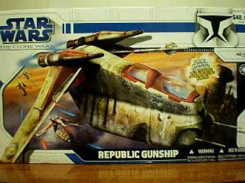 Star Wars Clone Wars Republic Gunship Star Wars The Clone Wars