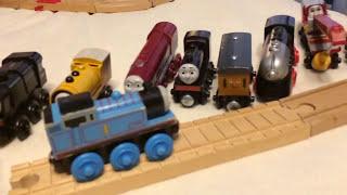 Thomas Train Stunts | Sir Topham Hatt Edition |  Thomas the Tank Engine Train Video for Kids