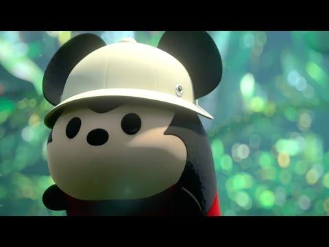 Jungle Tsum A Tsum Tsum Short Disney