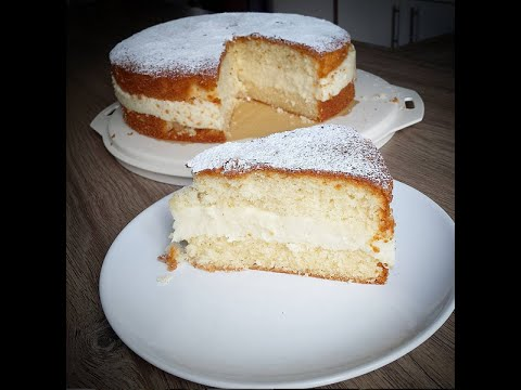 Alman Pastası Tarifi Videosu - Pasta Tarifleri