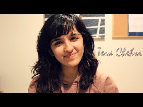 Tera Chehra (Adnan Sami) | Female Cover by Shirley