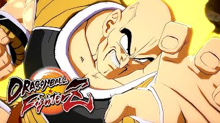 Dragon Ball FighterZ - Nappa Character Trailer