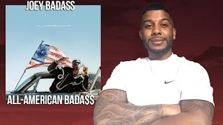 Joey Bada$$ - All Amerikkkan Bada$$ (Reaction/Review) #Meamda