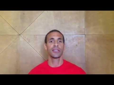 Rio Ferdinand for #SGGameOn