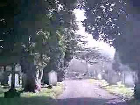 Brian Jones' grave on the anniversary of his birth