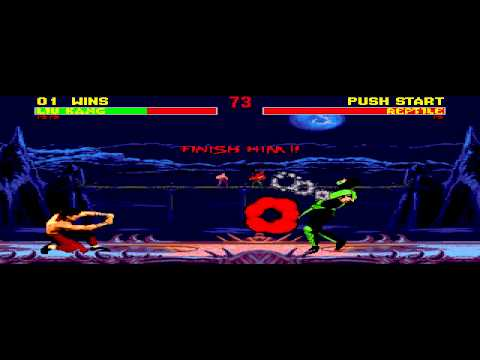 Mortal Kombat 2 - Vizzed.com GamePlay - User video