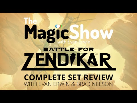 Battle for Zendikar Complete Set Review - White! [Magic the Gathering]